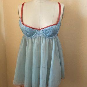 Victoria's Secret Baby Doll Lingerie Size 36 B